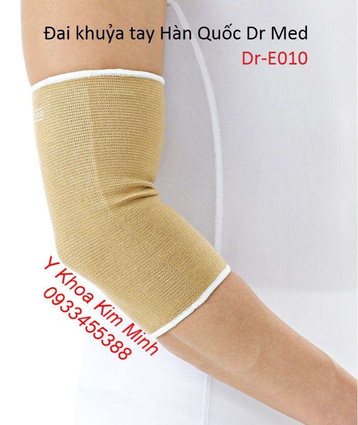 Đai bó khuỷa tay chống viêm cơ bong gân Hàn Quốc Dr Med Dr-E010