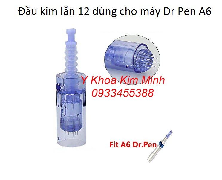 Đầu kim 12 dùng cho máy Dr Pen A 6