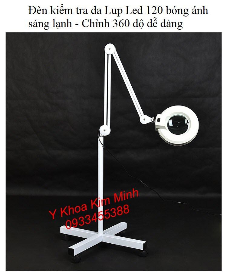 Đèn Lúp Led Spa ánh sáng lạnh 120 bóng siêu sáng - Y khoa Kim Minh