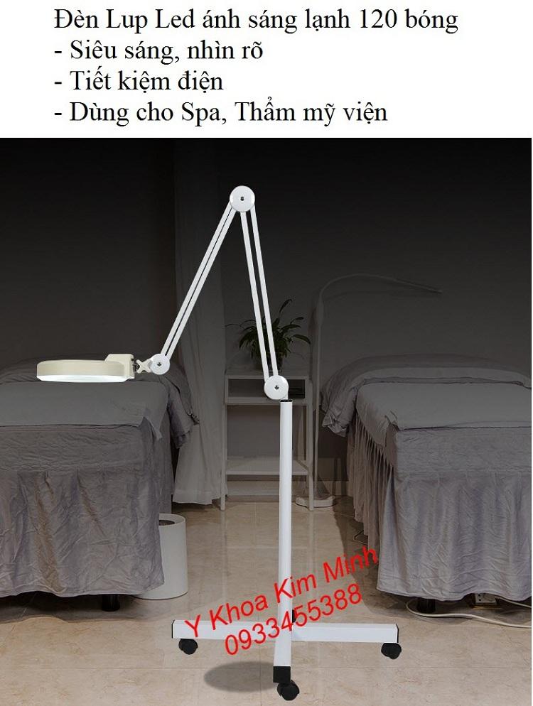 Đèn Lup Led kiểm tra da ánh sáng lạnh - Y khoa Kim Minh