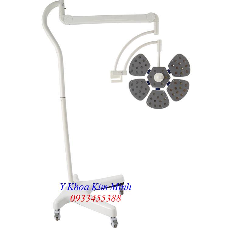 Đèn Led y tế phẫu thuật chân đứng ánh sáng LED lạnh HC-500L - Y khoa Kim Minh