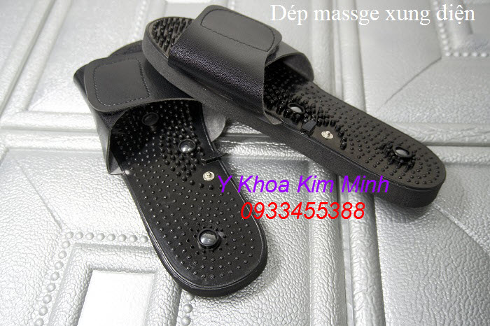 Dép massage xung điện dùng cho máy Aukewel chất lượng cao - Y Khoa Kim Minh