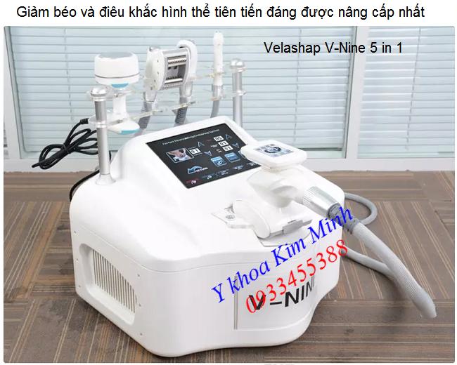 May giam beo body da nang mua o dau gia tot nhat tai Tp Ho Chi Minh - Y Khoa Kim Minh