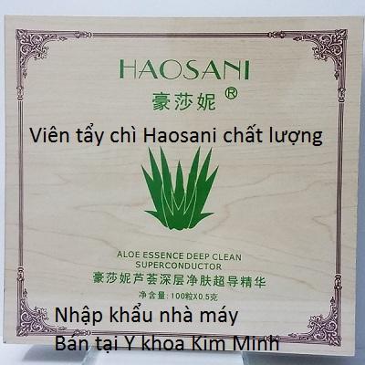 Dia chi cong ty ban vien hut chi da Haosani chinh hang tai, cung cap gia si tai Tp Ho Chi Minh - Y khoa Kim Minh