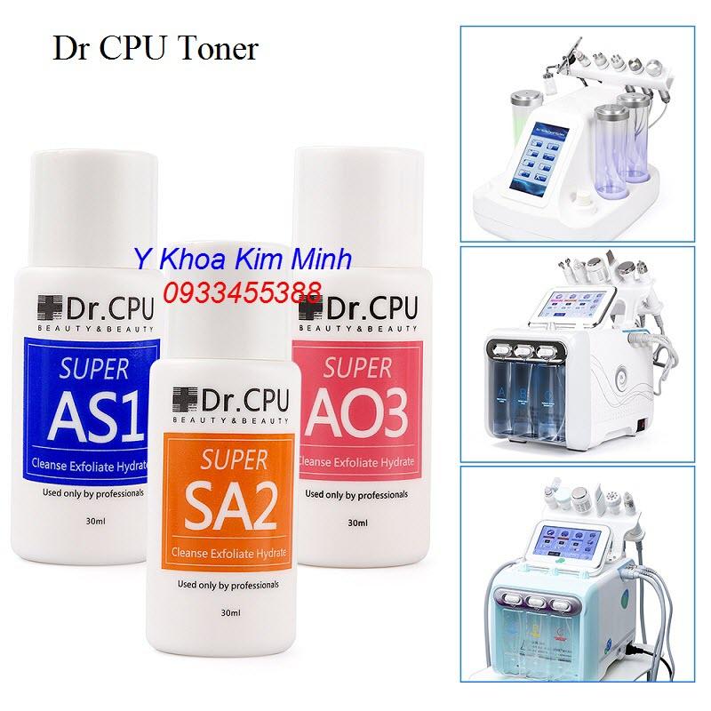 Dr CPU Toner Korea - Y Khoa Kim Minh