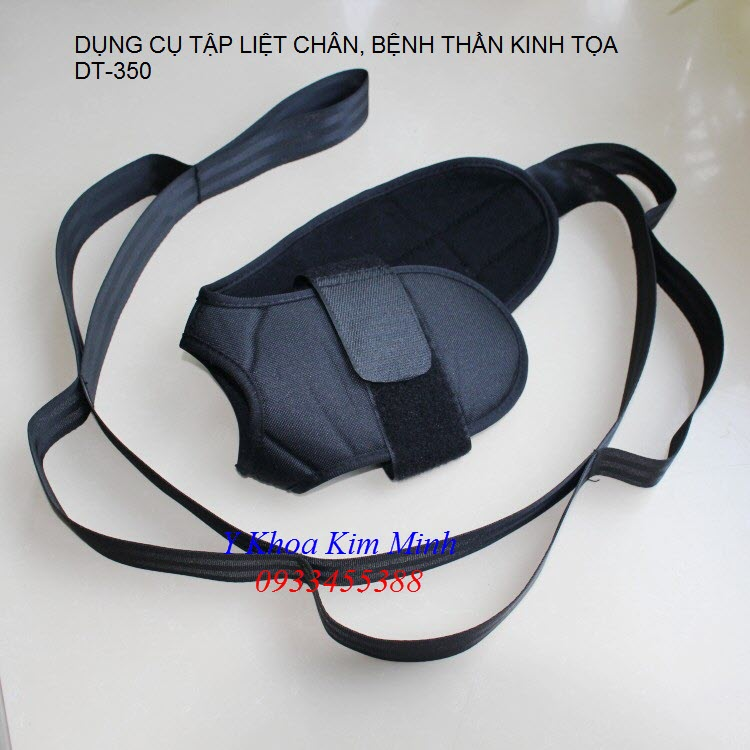 Dung cu tap chan chua benh liet, benh than kinh toa DT-350 - Y khoa Kim Minh 0933455388
