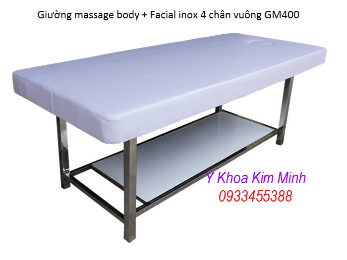 GM400 massage bed made in Vietnam, suplier Y Khoa Kim Minh