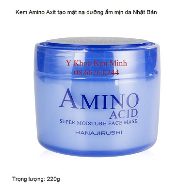 Gel dưỡng da sau điều trị Thermage RF Amino Axit Nhật Bản - Y khoa Kim Minh