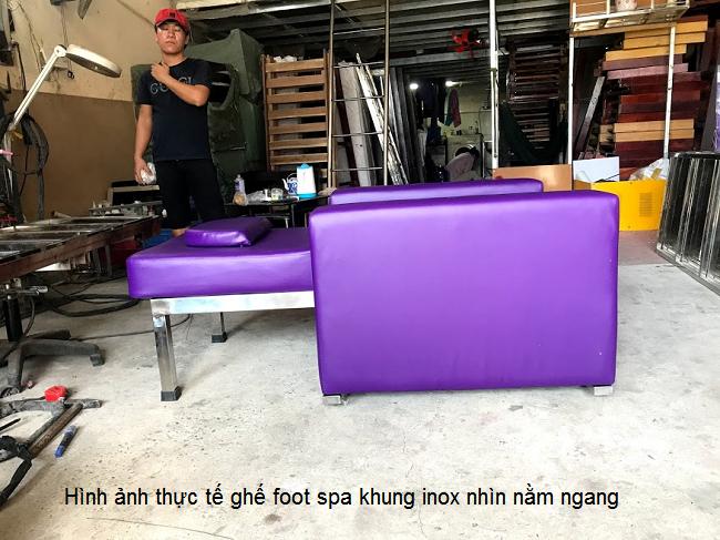 Nơi bán giường ghế spa, nail, foot massage uy tín chất lượng tại Tp Hồ Chí Minh