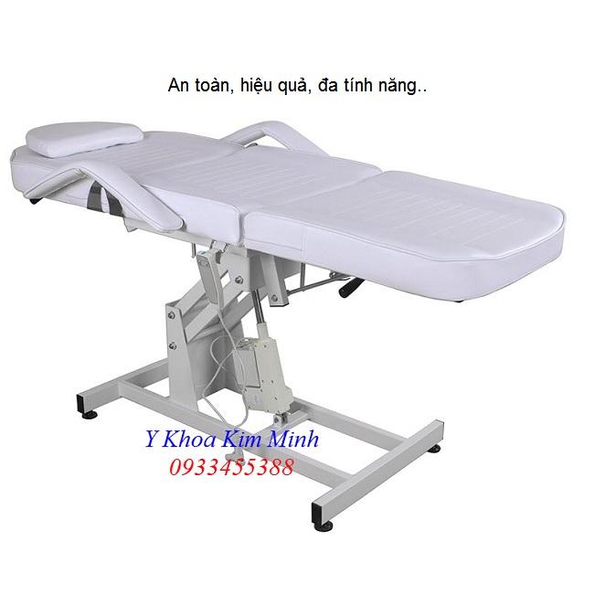 Ghế phẫu thuật thẩm mỹ chỉnh điện mã số GT-8251 - Y khoa Kim Minh