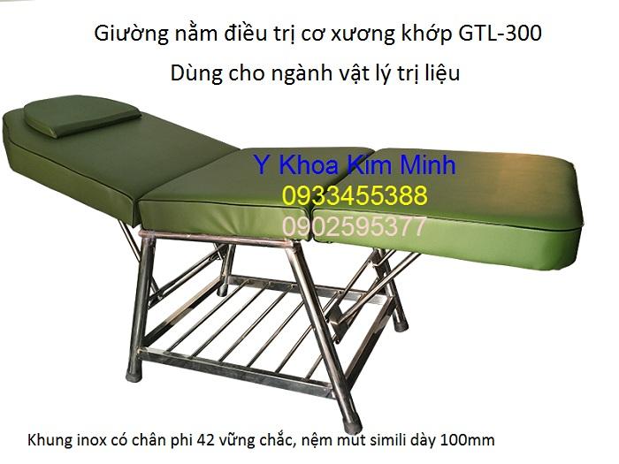 Giuong nam dieu tri cot song, co khop, liet than kinh toa, tai bien GTL - Y khoa Kim Minh