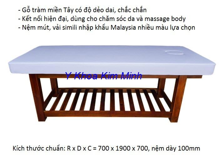 Giuong go spa cao cap mua o dau tai Tp Ho Chi Minh?