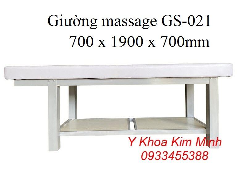 GS-021 giường masage thẩm mỹ Kim Minh