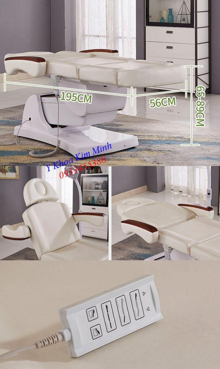 Sản xuất phân phối giường ghế thẩm mỹ spa Kim Minh