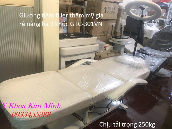 Giường tiêm fller Kim Minh