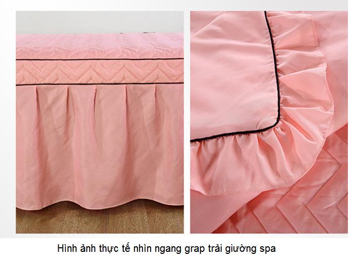 Noi ban grap giuong massage tham my spa tai Tp Ho Chi Minh