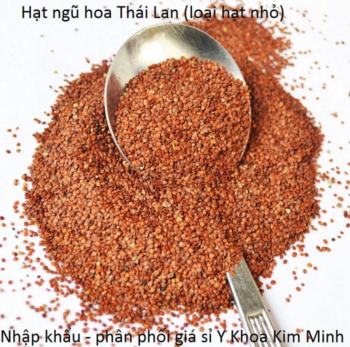Hạt ngũ hoa Thái Lan hạt nhỏ chất lượng nhập khẩu bán giá sỉ tại Tp Ho Chi Minh - Y Khoa Kim Minh