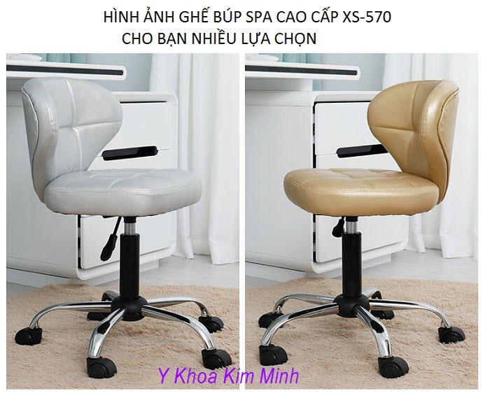 Ghế búp spa cao cấp có tăng giảm bán tại Tp Hồ Chí Minh - Y Khoa Kim Minh