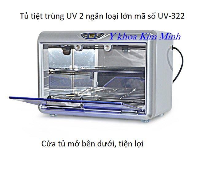 Hình ảnh của tủ tiệt trùng UV dùng cho y tế thẩm mỹ - Y Khoa Kim Minh