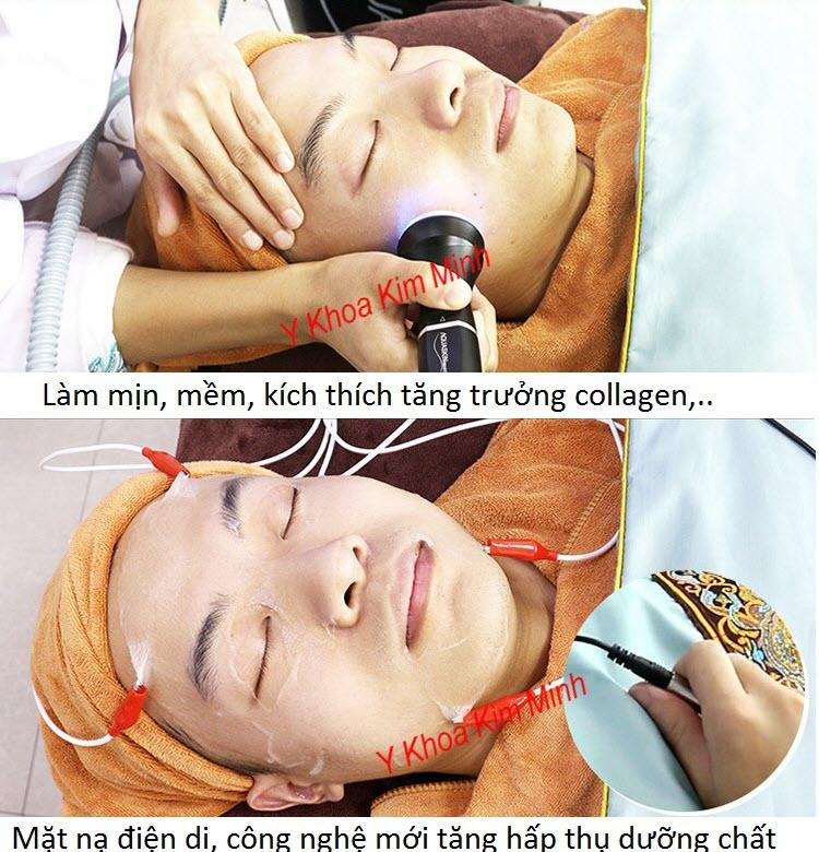Hướng dẫn cách dùng máy chăm sóc da Aqua Skin Smart Plus 9 chức năng Hàn Quốc - Y khoa Kim Minh