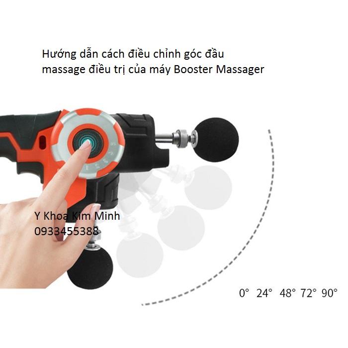 Hướng dẫn cách sử dụng máy Booster Lite - Y Khoa Kim Minh