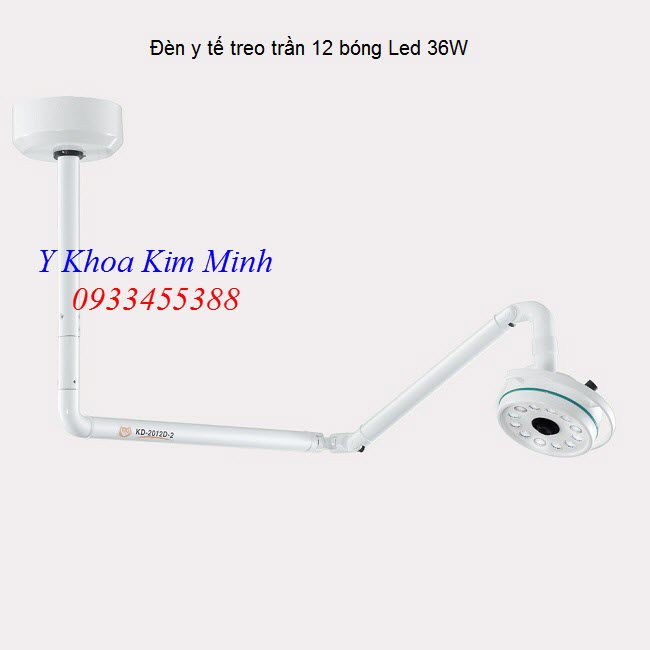 KD-2012D-2, Medical Lamp Led 36W 12 lights - Y Khoa Kim Minh