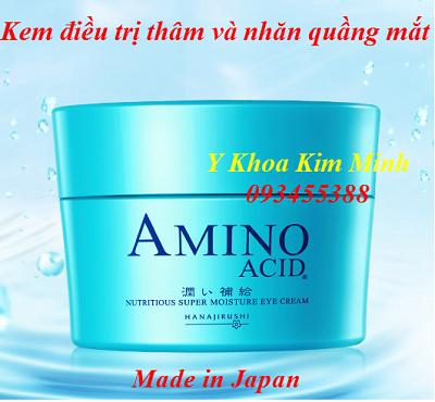 Kem tri tham va nhan da vung ma amino acid hanajirushi Nhat Ban - Y Khoa Kim Minh