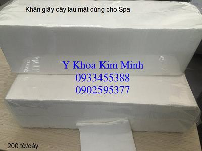 Khan giay cay lau mat spa ban tai Y Khoa Kim Minh