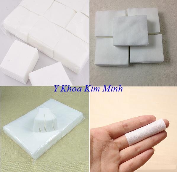 Bán khăn giấy dùng 1 lần spa cao cap 1000 miếng 1 bịch - Y Khoa Kim Minh