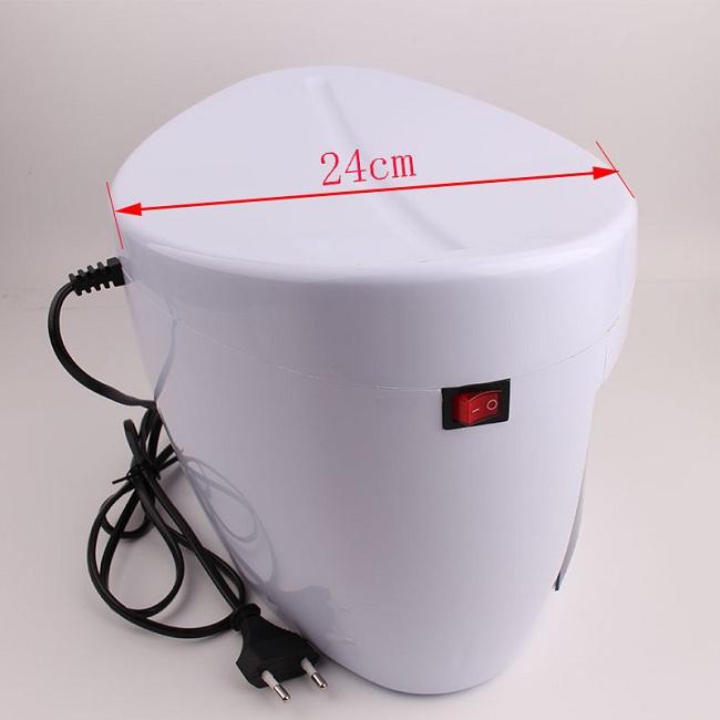 Kích thước ngang của tủ tiệt trùng UV mini 8W - Y khoa Kim Minh