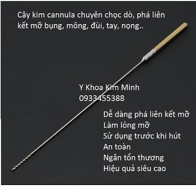 Kim choc do pha mo bung, pha mo body ban tai Tp Ho Chi Minh - Y khoa Kim Minh