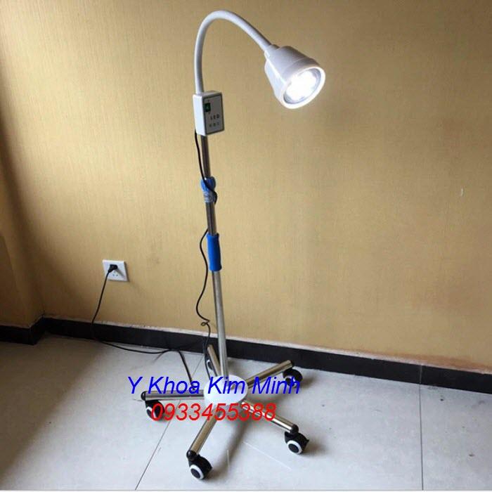 Công ty nhập khẩu, phân phối đèn tiểu phẫu y tế, thẩm mỹ ánh sáng lạnh Led 7 bóng - Y khoa Kim Minh