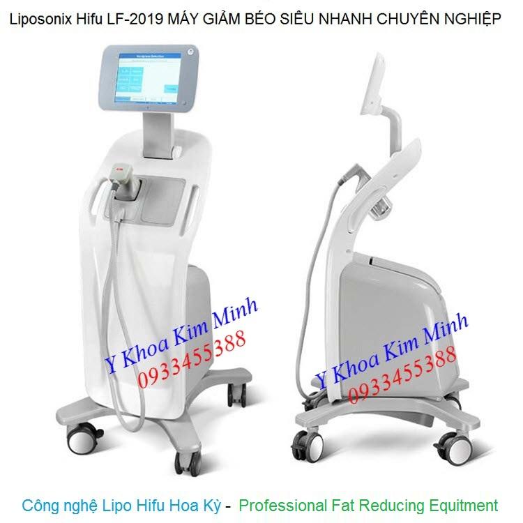 Liposonix Hifu LF-2019 - Y Khoa Kim Minh 0933455388