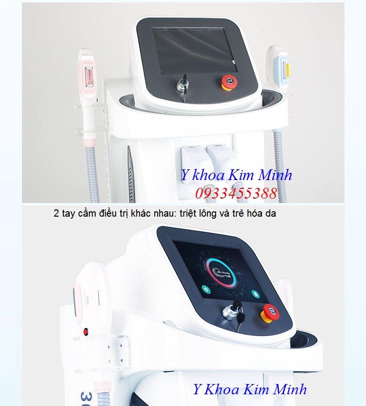 Hình ảnh máy triệt lông Magneto 360 Elight K12 - Y khoa Kim Minh 0933455388