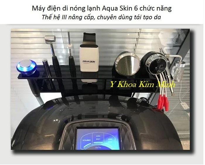 Máy chăm sóc da Aqua Skin Hàn Quốc nhập khẩu Y Khoa Kim Minh