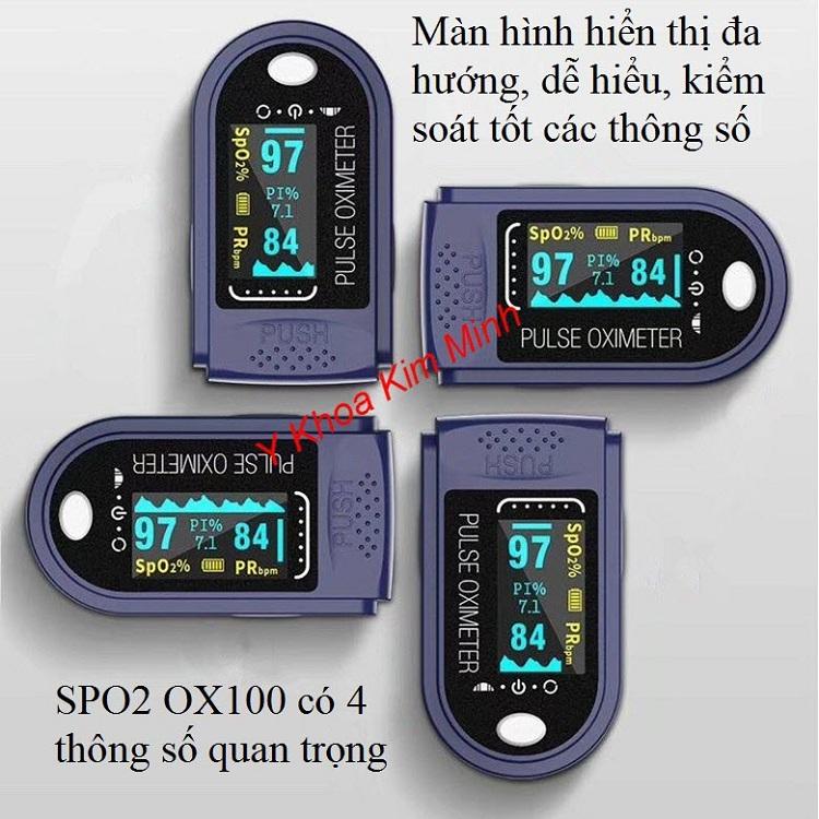 Máy đo SPO2 bán tại Tp.HCM - Y Khoa Kim Minh