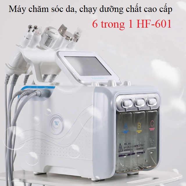 Máy chăm sóc da chạy dưỡng chất 6 trong 1 HF-601 - Y khoa Kim Minh