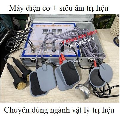 Máy điện cơ trị liệu đa chức năng VL-4.0B-II - Y Khoa Kim Minh