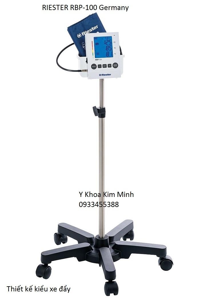 Máy đo huyết áp của Đức dùng cho phòng khám Riester RBP-100 - Y Khoa Kim Minh