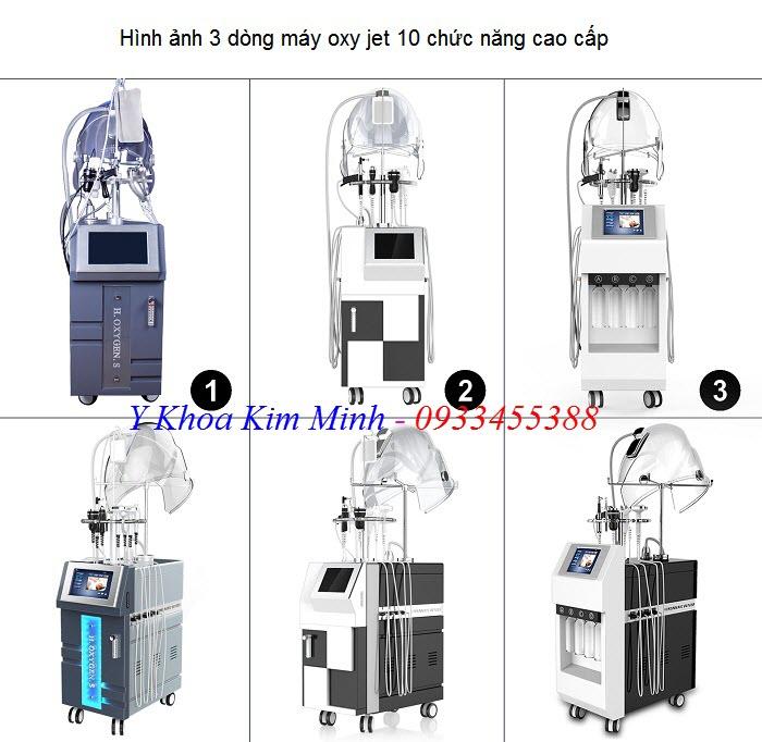 Cac dong may oxy jet tham my ban tai Y khoa Kim Minh G882A - Y khoa Kim Minh