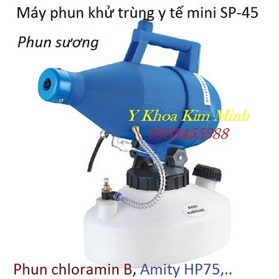 Máy phun hoá chất khử trùng diệt khuẩn dung tích bình 4,5 Lít SP-45 bán tại Tp Hồ Chí Minh - Y khoa Kim Minh
