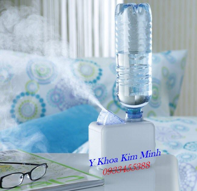 Máy phun thuốc khử trùng phòng dùng cho gia đình, văn phòng, công ty, trường học loại mini nhỏ gọn - Y Khoa Kim Minh