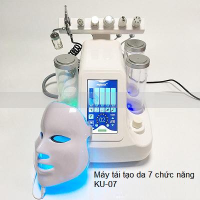 Máy tái tạo da 7 chức năng KU-07 - Y khoa Kim Minh 0933455388