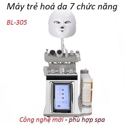 May cham soc da 7 chuc nang cong nghe moi BL-305 - Y Khoa Kim Minh