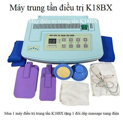 Máy trung tần điều trị cơ xương khớp K18BX - Y khoa Kim Minh