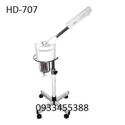 Máy xông nóng 1 cần HD-707 - Y Khoa Kim Minh