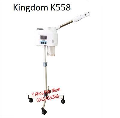 Máy xông mặt 1 cần Kingdom K558 bán tại Y Khoa Kim Minh