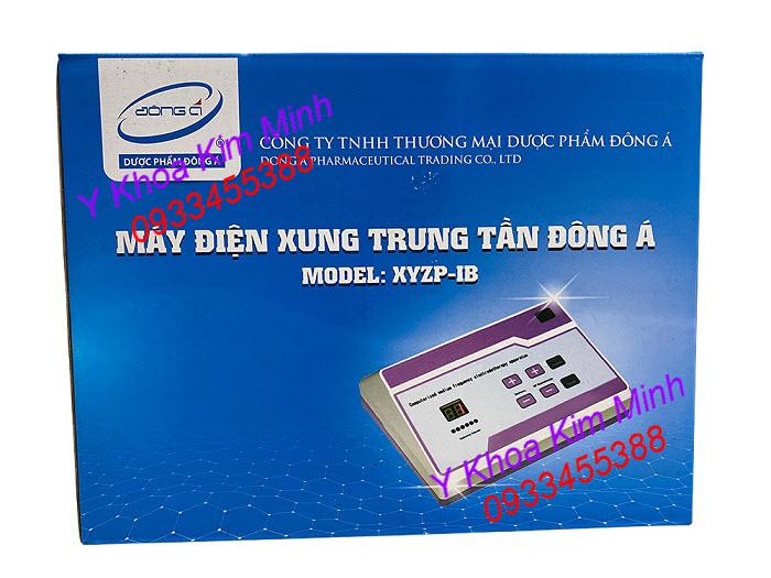 Máy xung điện trung tần Đông Á XYZP-IB dùng cho người tai biến, liệt cơ, liệt thần kinh vận động - Y khoa Kim Minh