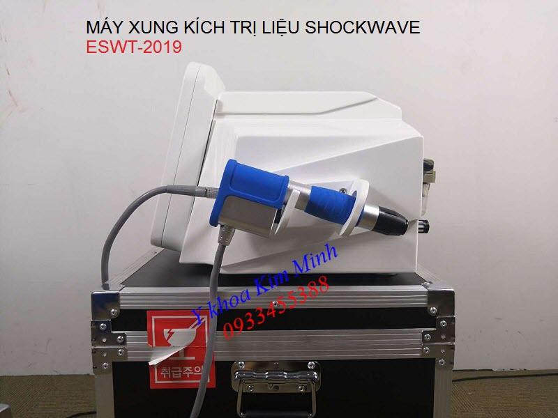 Máy xung kích trị liệu Shockwave ESWT-2019 - Y khoa Kim Minh 0933455388