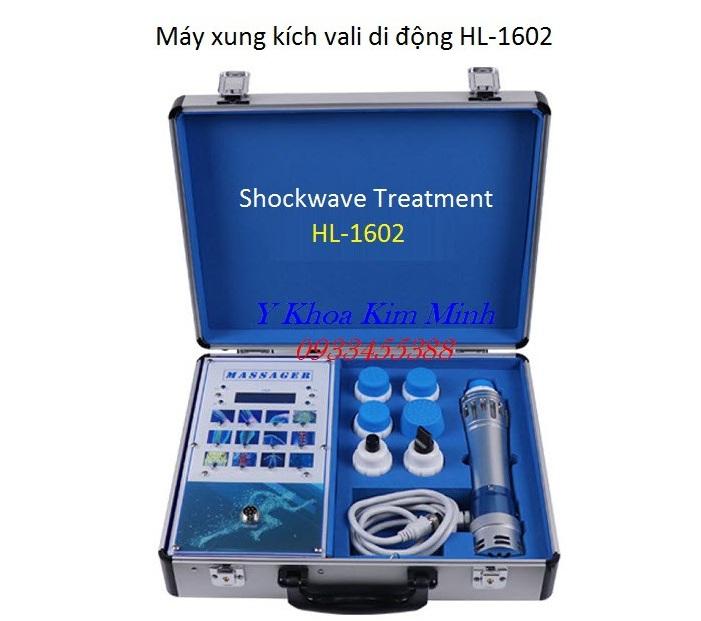 Điều trị giảm đau cơ xương khớp, đau cột sống với tinh dầu ngải cứu + máy xung kích trị liệu shockwave - Y khoa Kim Minh